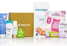 April 2017 Target Baby Box