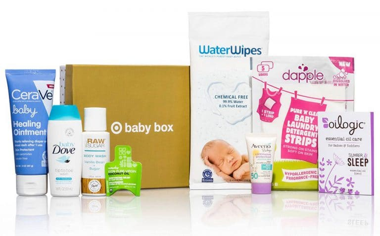 April 2017 Target Baby Box