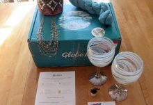 Limited Edition GlobeIn Admire Artisan Box Review - Box Contents