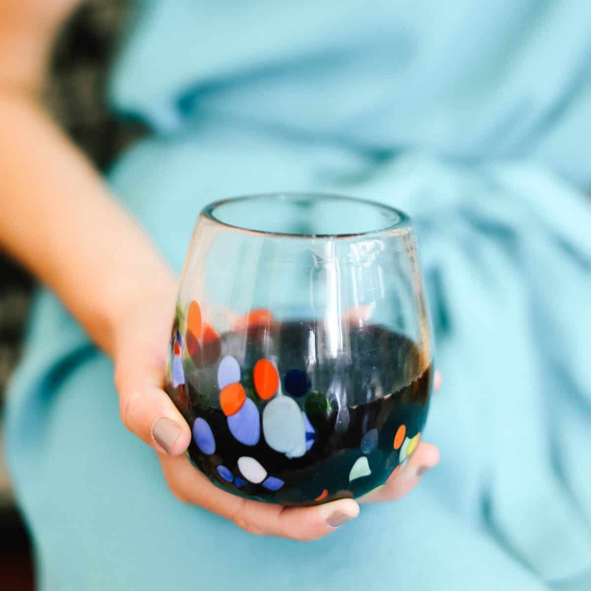 GlobeIn May 2017 Artisan Box Epicure Spoilers - Stemless Wine Glasses