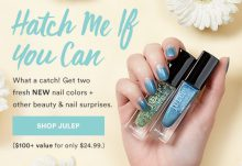 Julep Maven April 2017 Hatch Me If You Can Mystery Box