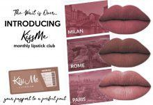 KissMe Club April 2017 Box Spoilers - Take Me Away Collection