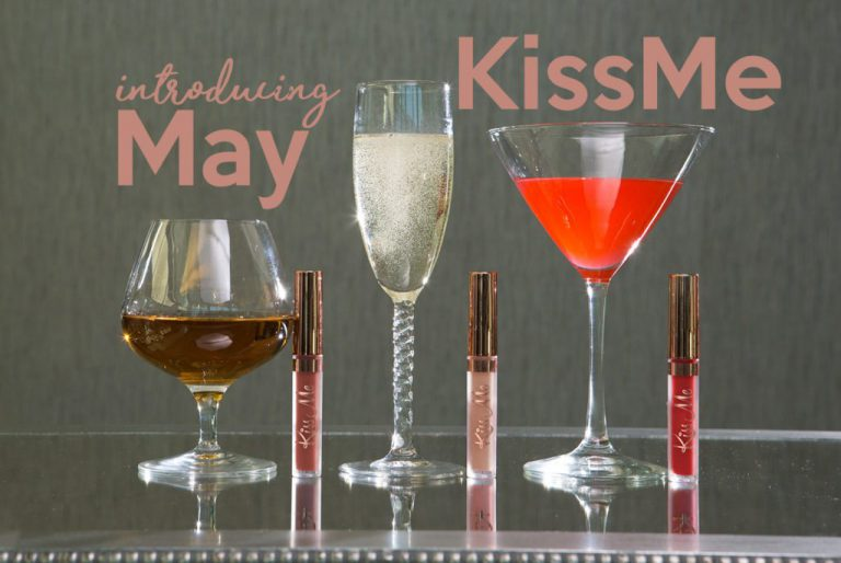 May 2017 KissMe Club Collection - Pop, Fizz, Clink
