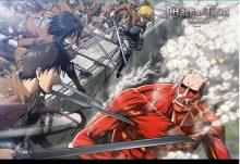 Loot Anime April 2017 Theme - Humanity