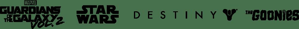 Loot Crate May 2017 Franchises