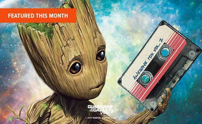 Loot Crate May 2017 Spoilers - Guardians of the Galaxy Vol 2