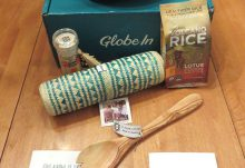 March 2017 GlobeIn Artisan Box Review – Dine - Box Contents