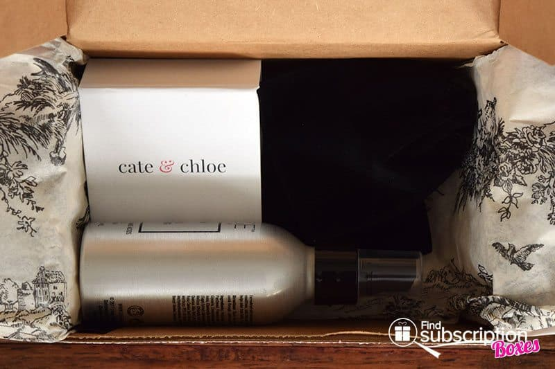 May 2017 Cate & Chloe VIP Box Review - Unconditional Love - First Look