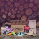 The Naked Dog Box Dog Food Subscription Box
