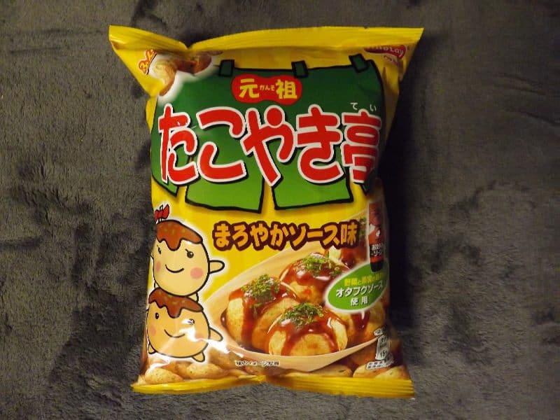 April 2017 Bokksu Review - Gluttonous Osaka