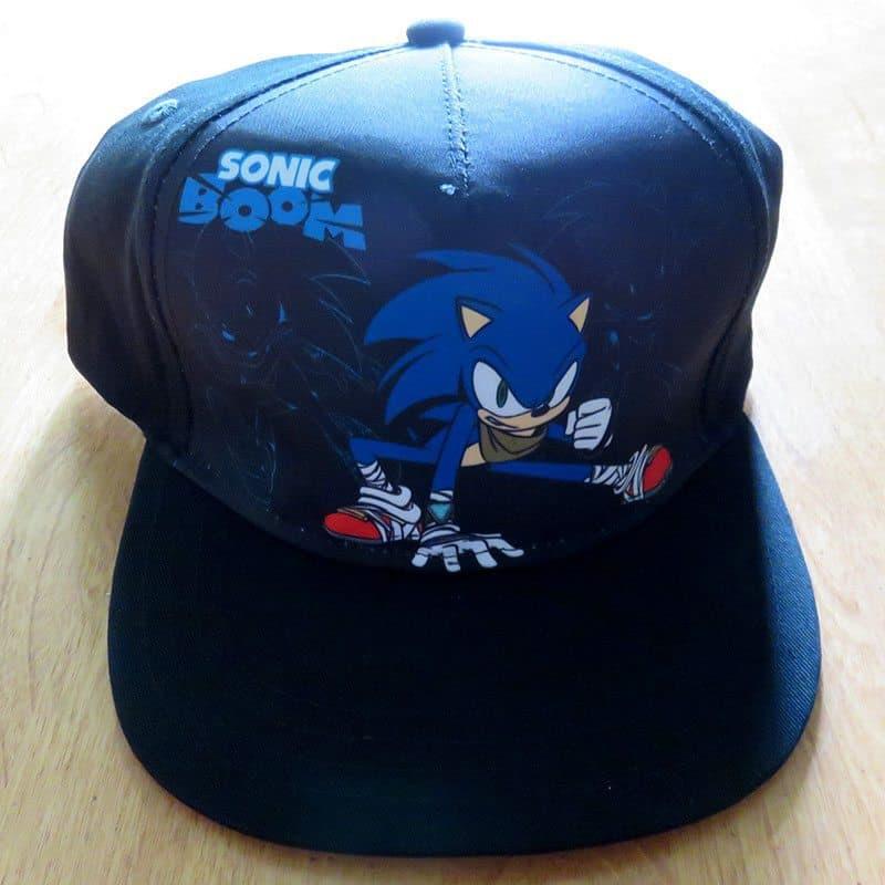 April 2017 Nerd Block Jr. for Boys Review - Sonic the Hedgehog Hat