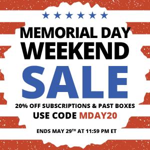 COCOTIQUE Memorial Day Weekend Sale