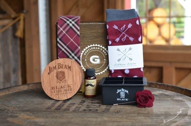 Gentleman's Box May 2017 Box Spoilers
