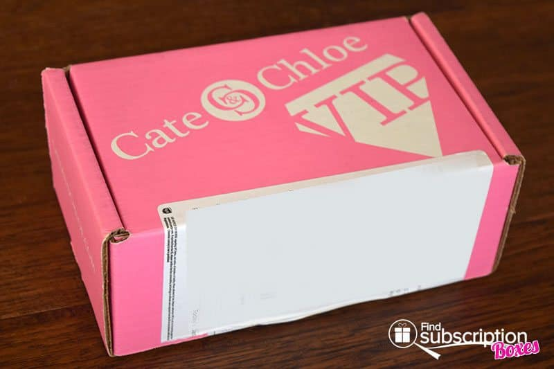 June 2017 Cate & Chloe VIP Box Review - Box