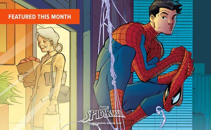 June 2017 Loot for Her Box Spoiler - Spiderman