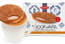 June 2017 Love With Food Box Spoiler - Daelmans Stroopwafel in Caramel