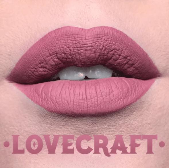 June/July 2017 LOVE GOODLY Box Spoiler - Kat Von D Beauty Everlasting Liquid Lipstick in Lovecraft