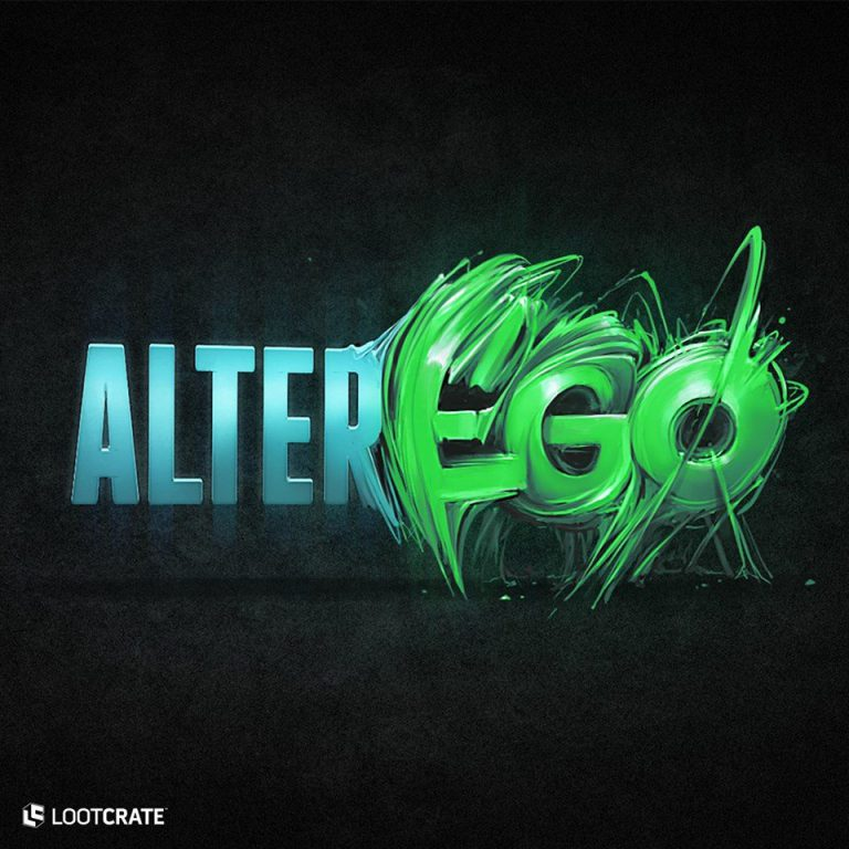 Loot Crate June 2017 Theme - Alter Ego