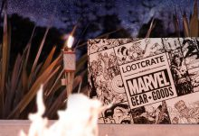 May 2017 Marvel Gear + Goods Crate Theme - Cosmic Party