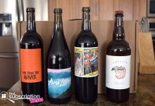 March 2017 Winc Review - Inside the Box