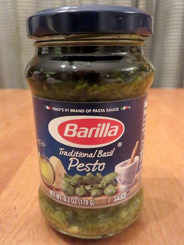 May 2017 Degustabox Review - Barilla Traditional Basil Pesto