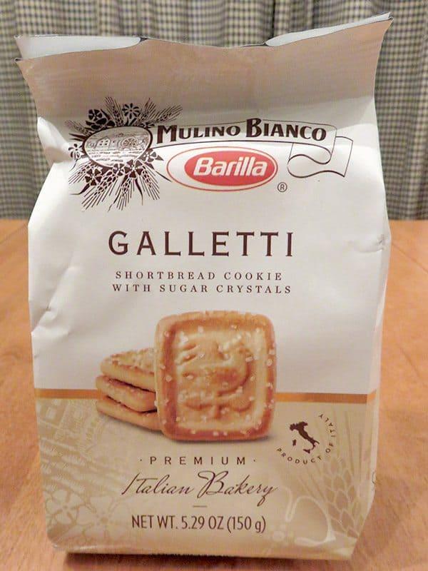 May 2017 Degustabox Review - Mulino Bianco Galletti