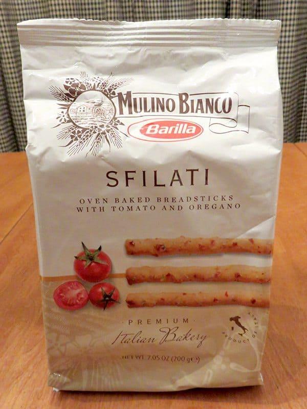 May 2017 Degustabox Review - Mulino Bianco Sfilati