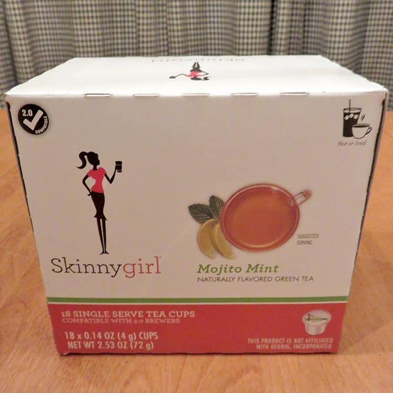 May 2017 Degustabox Review - Skinny Girl Mojito Mint