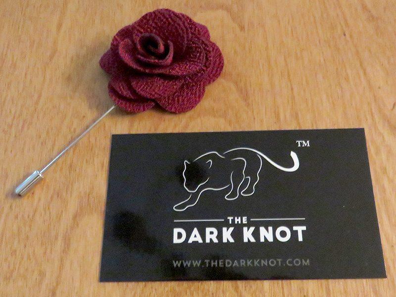 May 2017 Gentleman's Box Review - Dark Knot