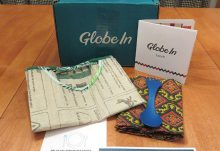 May 2017 GlobeIn Artisan Box Review – Lunch - Box Contents