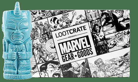 May 2017 Loot Crate Marvel Gear + Goods Box Spoilers - Yondu Tiki Mug