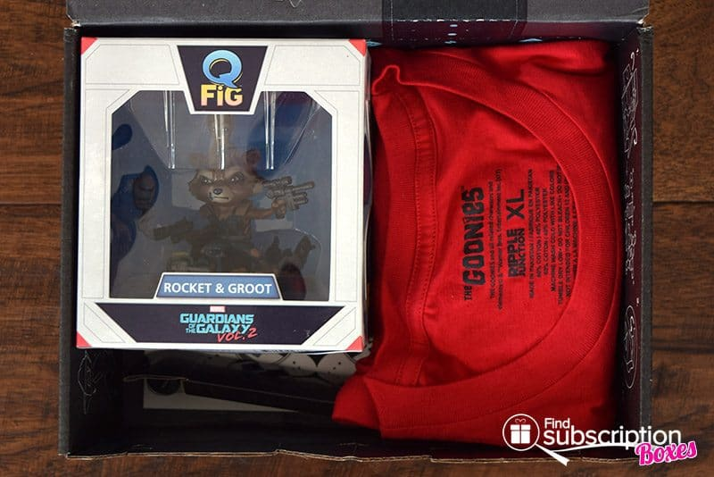 May 2017 Loot Crate Review – Guardians Crate - First Look