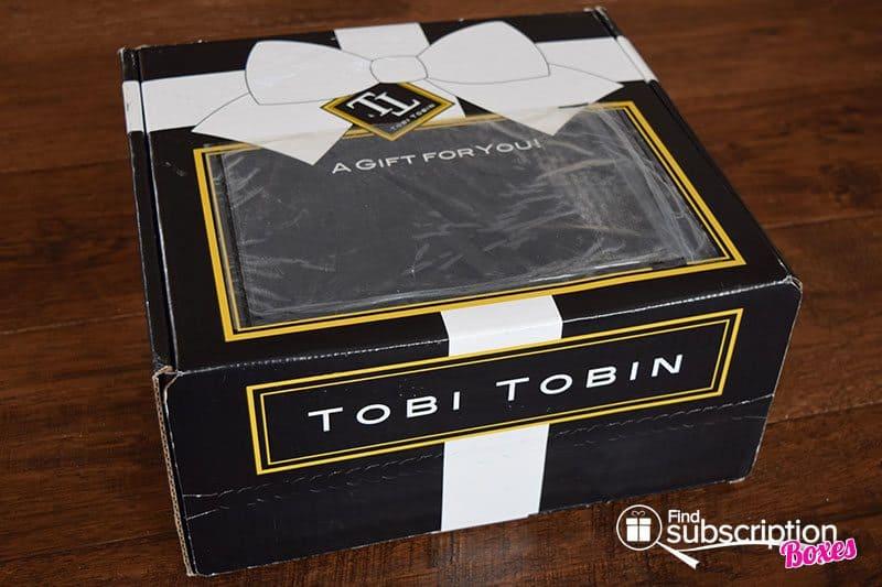 May 2017 Tobi Tobin Black Box Review - Box