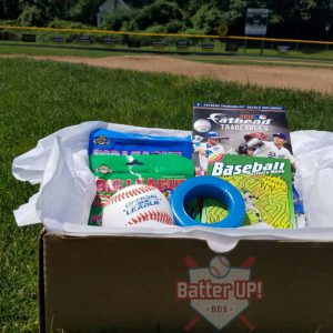 Sports Box Co Batter Up Box Subscription Box