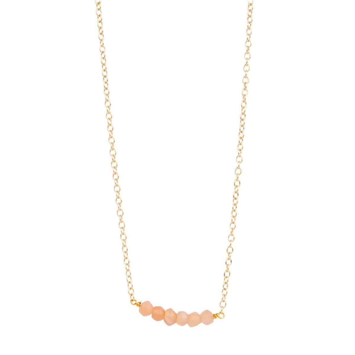 FabFitFun Summer 2017 VIP Box Spoilers - Kris Nations Mystic Bar Necklace