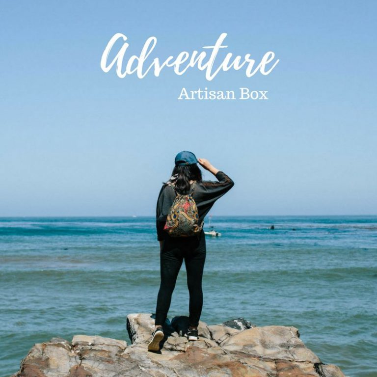 GlobeIn July 2017 Artisan Box Theme - Adventure
