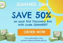 Green Kid Crafts Summer Sale: Save 50% Off July's Kitchen Science Discovery Box!