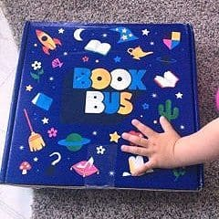 June 2017 Book Bus Review - Box
