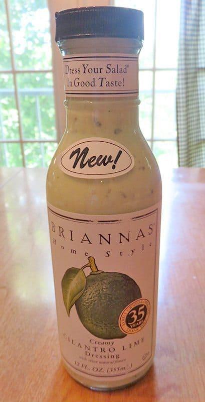 June 2017 Degustabox Review - Brianna's Creamy Cilantro & Lime Dressing