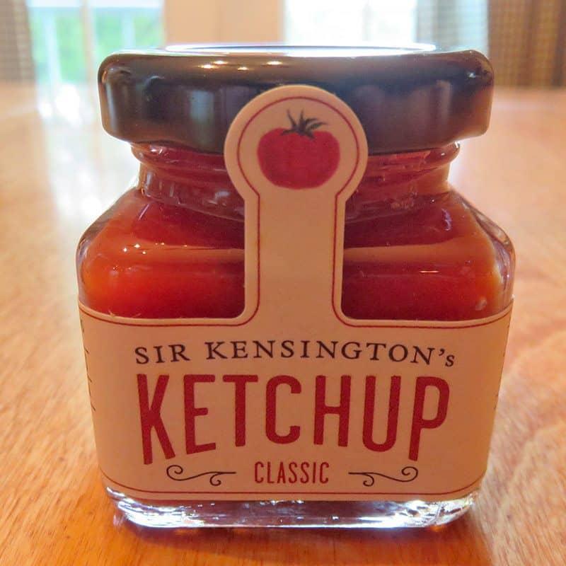 June 2017 Degustabox Review - Sir Kensington's Ketchup