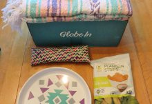 June 2017 GlobeIn Artisan Box Review – Al Fresco - Box Contents