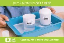 Kiwi Crate Summer Promo: Buy 2 Months, Get 1 Free