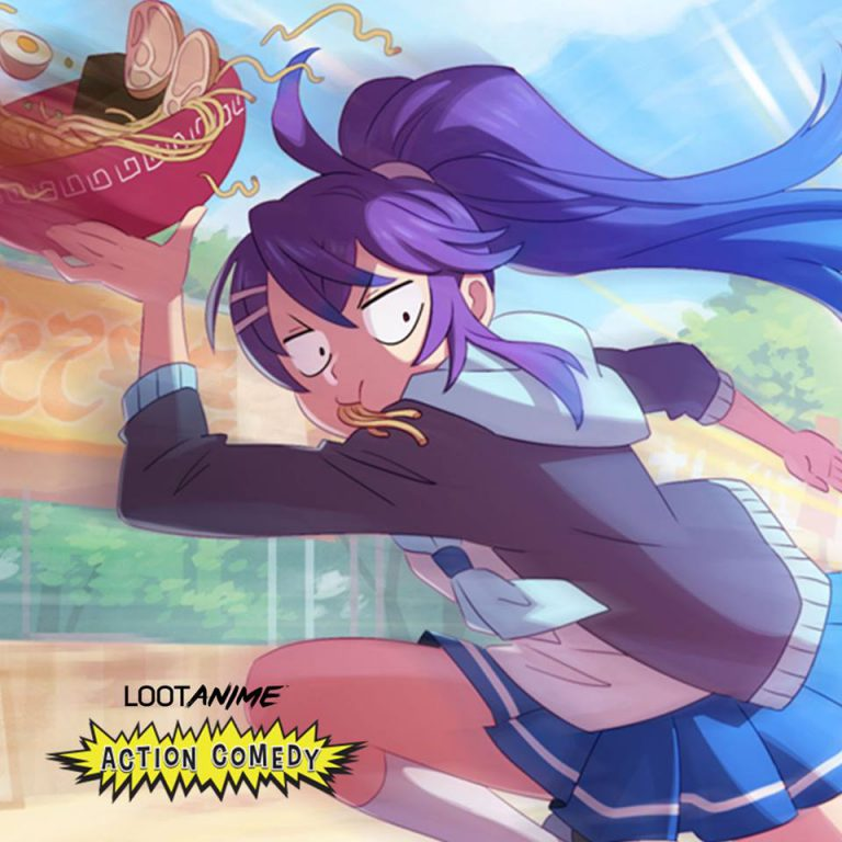 Loot Anime July 2017 Theme - Action Comedy