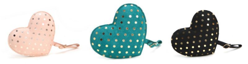 LOVE GOODLY Summer Sale - Free Heart Luggage Tags