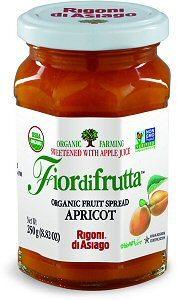 July 2017 Love With Food Spoiler - Fiordifrutta Organic Apricot Spread