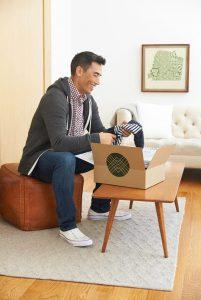 Stitch Fix Men Clothing Subscription Box