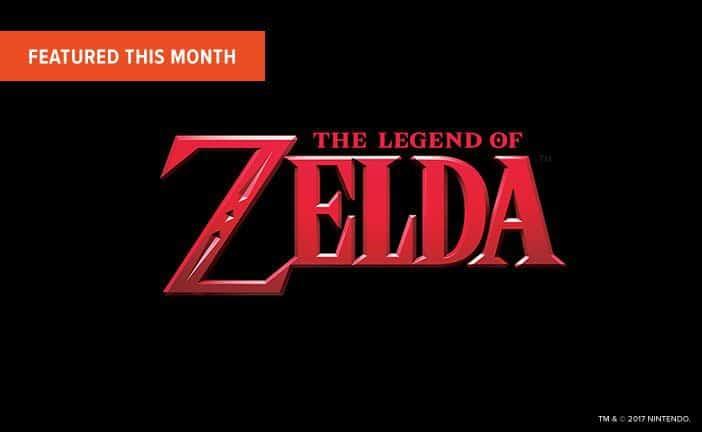 August 2017 Loot Undies Spoiler - Legend of Zelda
