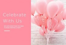 August 2017 POPSUGAR Must Have Box Theme - Celebrate With Us