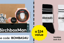 July 2017 BirchboxMan Coupon Code: Free Gift with Subscription!