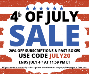 COCOTIQUE 4th of July Sale